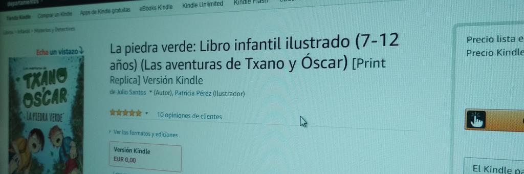 Cómo dejar una opinión en Amazon