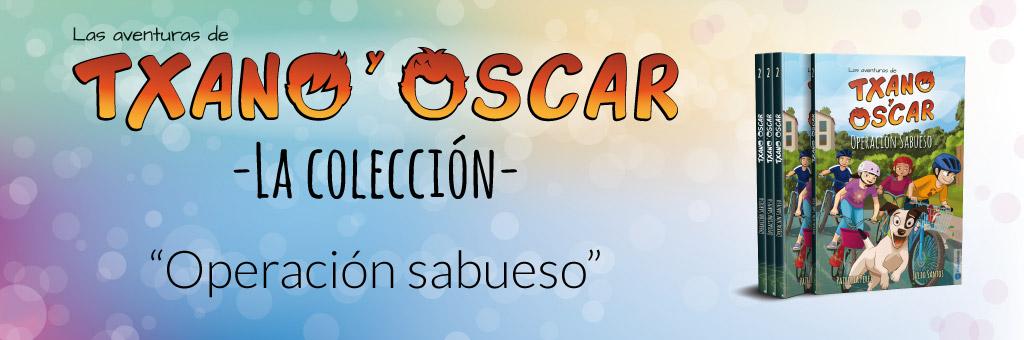 Txano y Óscar 2 – Operación Sabueso