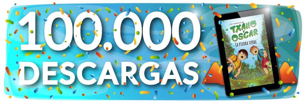 Llegamos a 100.000 descargas!