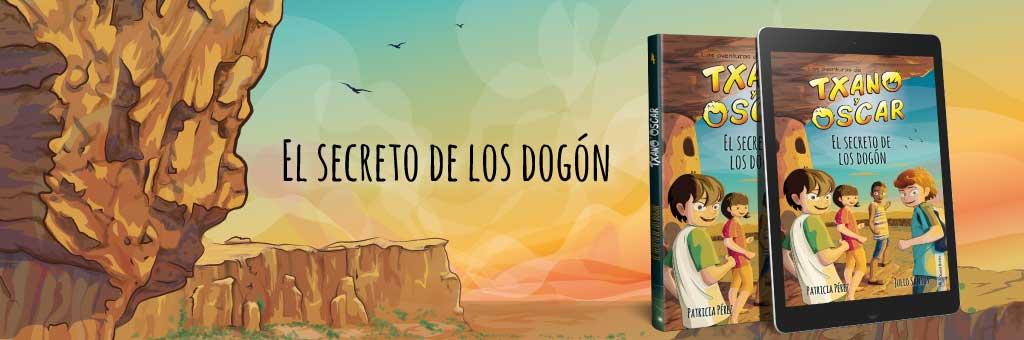 Txano y Óscar 4 – El secreto de los dogón
